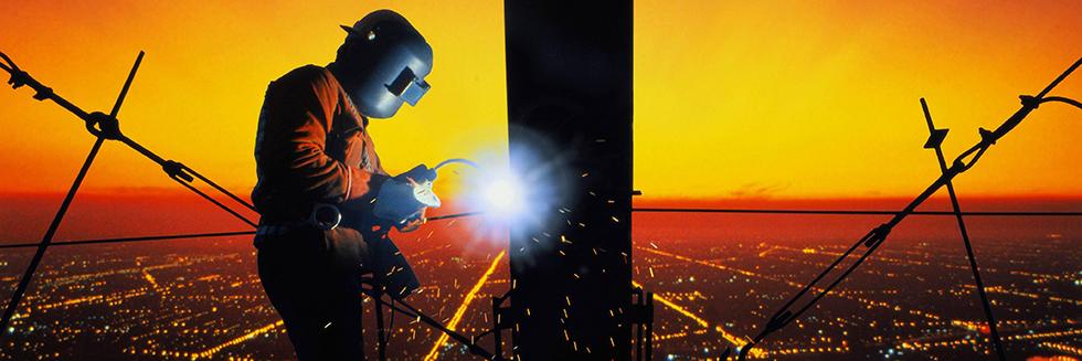 Монтаж металлоконструкций «под ключ»