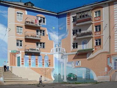 Покраска кирпичного фасада своими руками